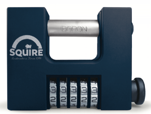 Squire Sliding Shackle Padlocks